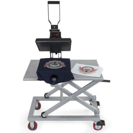 Stahls Hotronix Heat Printing Equipment Cart