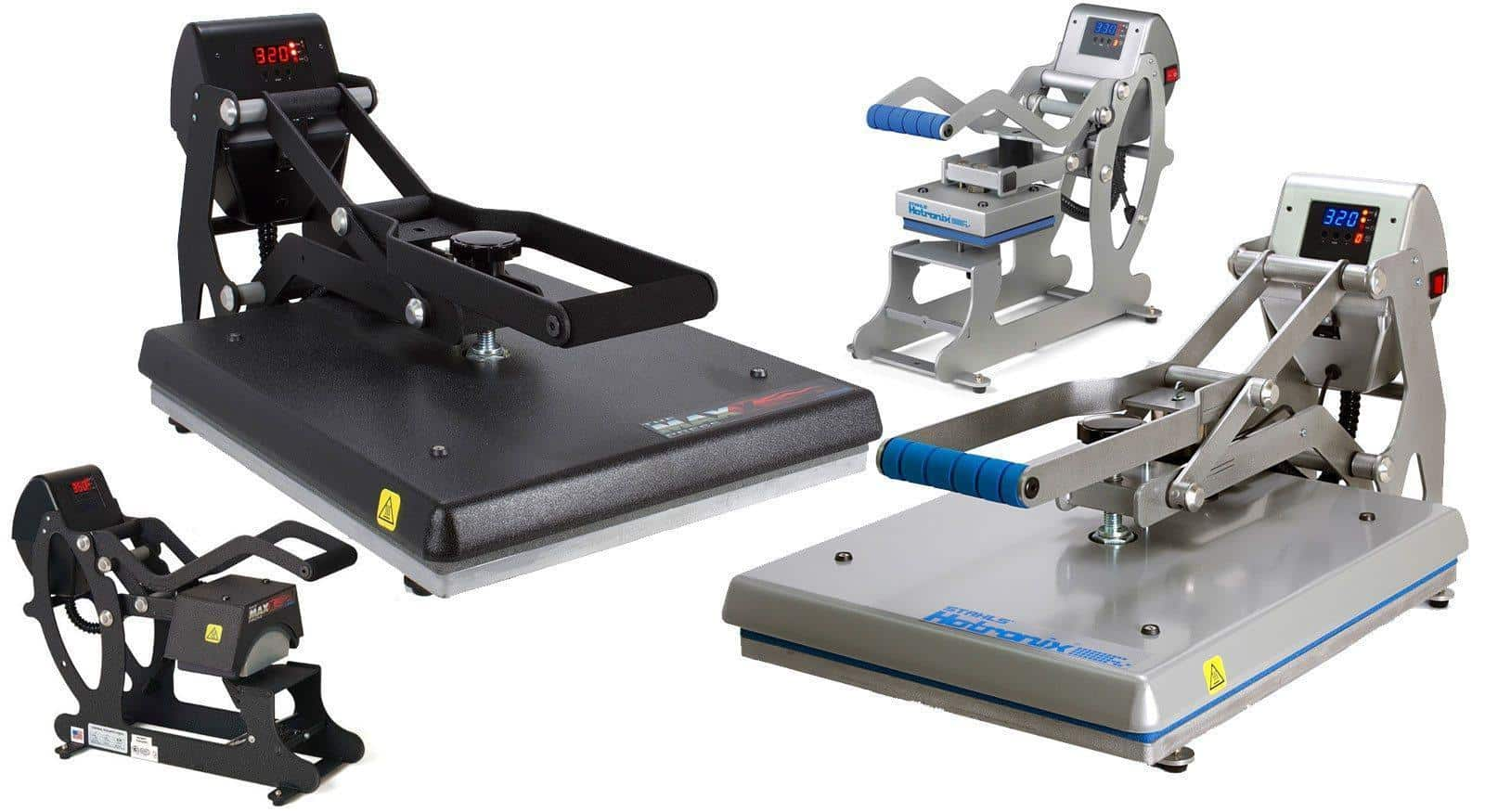 Heat Presses From Stahls Hotronix