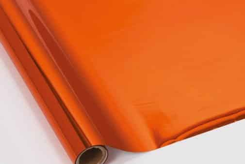 Heat Transfer Foil (Orange)