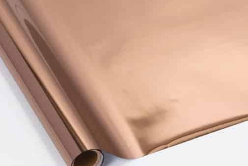 Heat Transfer Foil (Rose Gold)