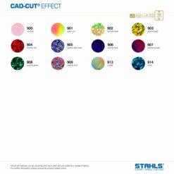 Holographic HTV | STAHLS CAD-Cut Effect | Colour Range