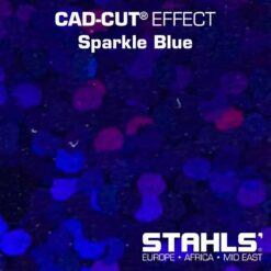 Holographic HTV | STAHLS CAD-Cut Effect | Sparkle Blue
