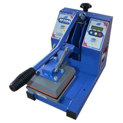 Jarin Europa Leisure HF3100 15cm x 15cm Bottom Heating Badge Press