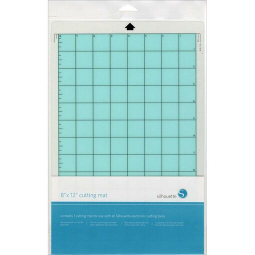 Silhouette Cameo A4 297mm x 210mm (12″x8″) Carrier Sheets (Pack of 2)