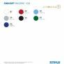Silicone HTV Vinyl   STAHLS Silicone 100 Heat Transfer Vinyl   Colour Range