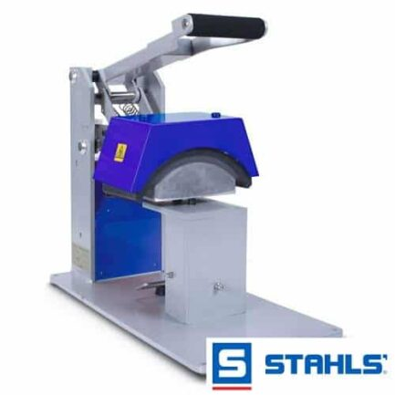 STAHLS Clam Basic Cap Heat Press   UK DESPATCH   FREE DELIVERY