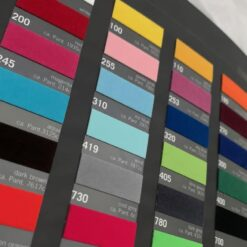 Stahls HTV Colour Card (CAD-Cut Flock HTV Swatches)