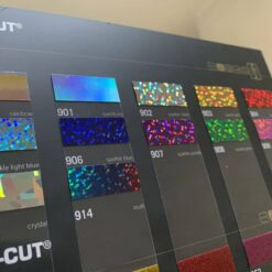 Stahls HTV Colour Card (CAD-Cut Effect Swatches)