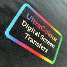 UltraColour DST Custom Heat Transfers