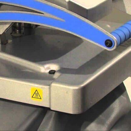 46cm x 49cm (18″ x 19″) Grip-Flex Rubber Heat Transfer Flexible Application Pad
