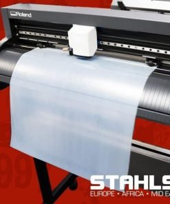Heat Transfer Adhesive For Foils   STAHLS CAD-CUT® Adhesive   300mm Wide by 9.1m Roll