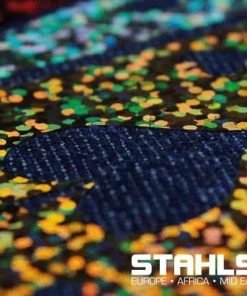 Holographic HTV   STAHLS CAD-Cut Effect   500mm Wide, Sold in Metre Lengths