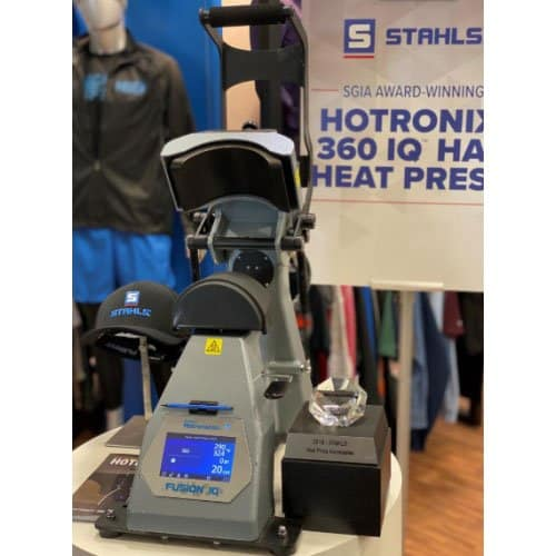 Hotronix 360 Fusion IQ Hat Heat Press | FREE UK DELIVERY