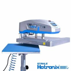 Stahls Hotronix Air Fusion IQ Heat Press (Pedestal Variant)