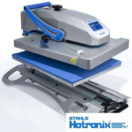 Hotronix Fusion Heat Press   Draw & Swing-Away Heat Transfer Press   FREE UK DELIVERY
