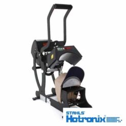 "Stahls Hotronix MAXX 10cm x 20cm (4"" x 8"") Heat Transfer Cap Press"