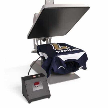 Hotronix® Heat Press Power Platen™ With Controller & CounterCaddie Stand