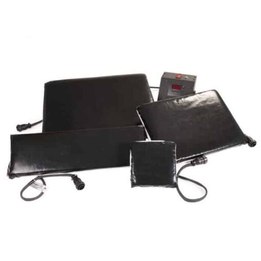 Hotronix® Heat Press Power Platen™ Family Set (4 Platens & Controller)