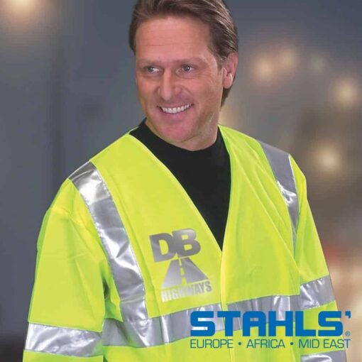 Reflective HTV   STAHLS EconoReflex Reflective Heat Transfer Vinyl   500mm Wide, Sold in Metre Lengths