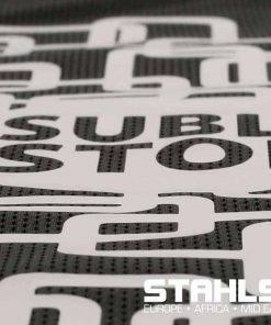 Subli-Dye Blocker HTV   STAHLS Premium Plus SubliStop   500mm Wide, Sold in Metre Lengths