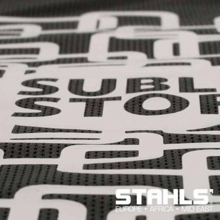 Subli-Dye Blocker HTV | STAHLS Premium Plus SubliStop | 500mm Wide, Sold in Metre Lengths