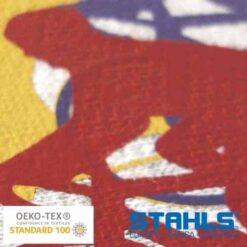 T-Shirt Vinyl   STAHLS Sportsfilm Extra Heat Transfer Vinyl   500mm Wide, Sold in Metre Lengths